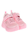 Skechers Kız Çocuk Pembe Yürüyüş Ayakkabısı