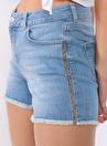 Darkly Jeans Şort