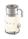 SMEG 50'S Style Retro MFF01CREU Krem Süt Köpürtme Makinesi