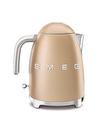 SMEG 50'S Style Retro KLF03CHMEU Mat Gold Kettle
