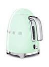 SMEG 50'S Style Retro KLF03PGEU Pastel Yeşil Kettle