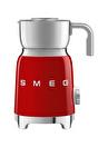 SMEG 50'S Style Retro MFF01RDEU KırmızıSüt Köpürtme Makinesi