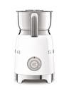 SMEG 50'S Style Retro MFF01WHEU Beyaz Süt Köpürtme Makinesi