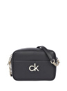 Calvin Klein K60K608287BAX Siyah Kadın Çapraz Çanta