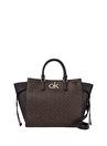 Calvin Klein K60K6083140HD Kahverengi Kadın El Çantası