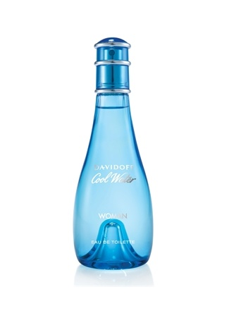 Cool Water Woman Edt 50 ml Parfüm Davidoff