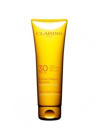 Creme Solaire Securite Uvb 30 Güneş Ürünü Clarins