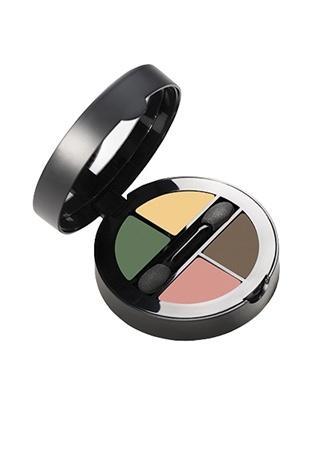 Luminous Silk Quattro Eyeshadow 02 Göz Farı Note