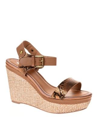 Dolgu Topuk Ayakkabı Punto