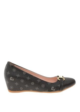 Dolgu Topuk Ayakkabı Pierre Cardin