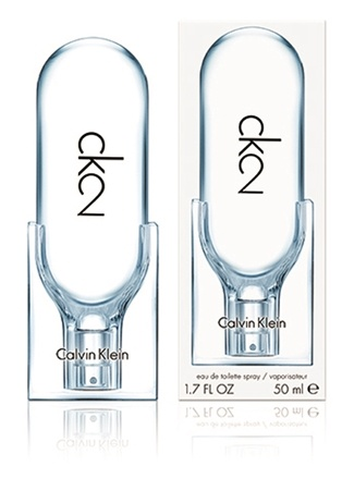 Two 50 ml Parfüm Calvin Klein