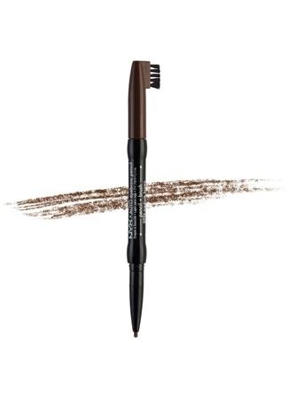 Professional Makeup Auto Eyebrow Pencil Medium Brown Kaş Kalemi NYX