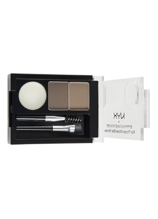 Professional Makeup Eyebrow Cake Pwdr Kas Pudra Blonde Pudra NYX