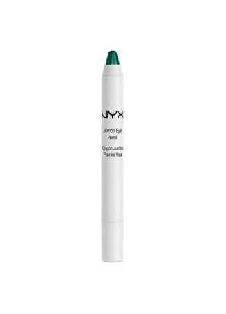 Professional Makeup Jumbo Goz Kalemi-Sparkle green Göz Farı NYX