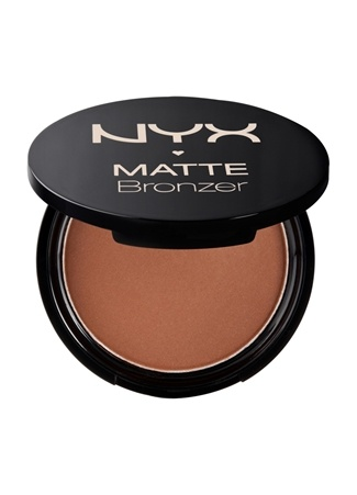 Professional Makeup Matte Body Bronzer Deep Pudra Pudra NYX