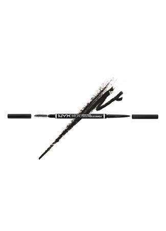 Micro Brow Pencil - Black Kaş Kalemi NYX