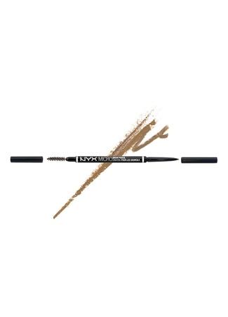 Professional Makeup Micro Brow Pencil - Blonde Kaş Kalemi NYX