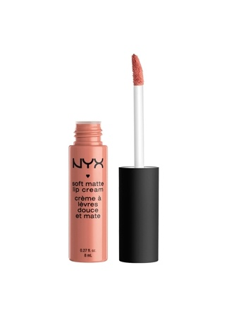 Professional Makeup Soft Mat Dudak Kremi- Stockholm Ruj NYX