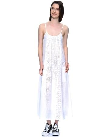 İp Askılı Yazlık Elbise LITTLE WHITE LIES