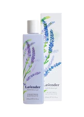 Lavender Bath/Shower Gel 250 ml Parfüm Duş Jeli Crabtree & Evelyn