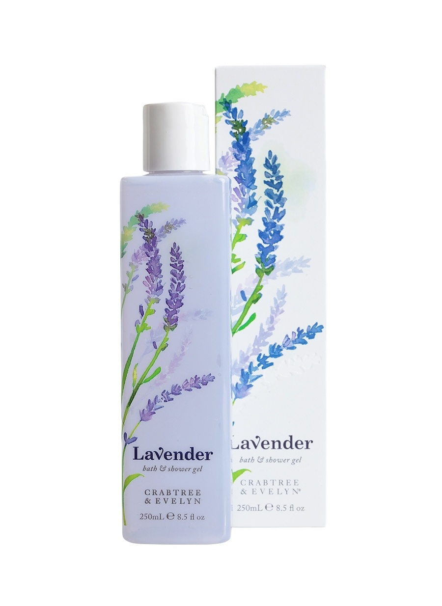 Crabtree & Evelyn Lavender Bath/Shower Gel 250 ml Parfüm Duş Jeli