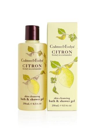 Citron Bath 250 ml Parfüm Duş Jeli Crabtree & Evelyn