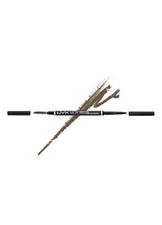 Professional Makeup Micro Brow Pencil Taupe Kaş Kalemi NYX
