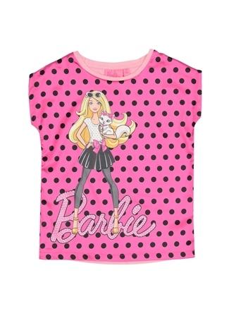 Barbie PL Kız Çocuk T-Shirt