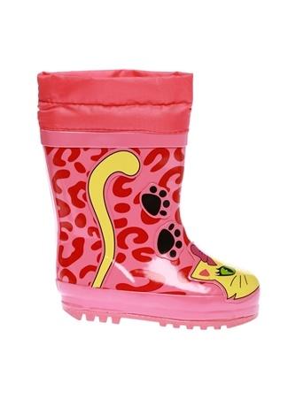 Kız Bebek Çizme Pink Step