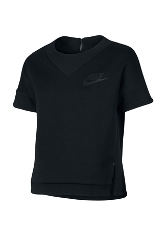 Sportswear Tech Fleece Crew Kız Çocuk T-Shirt Nike