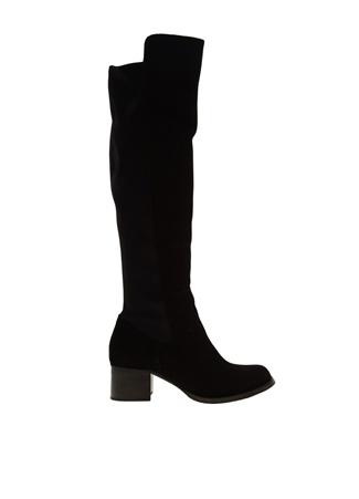 Divarese Siyah Çizme
