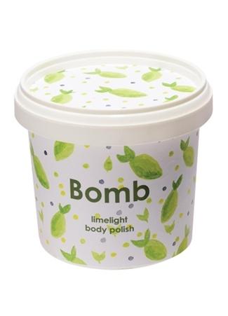 Limelight Vücut Scrub Vücut Peelingi Bomb Cosmetics