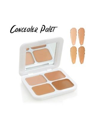 Flawless - Concealer Palette Cnp02 Kapatıcı Models Own