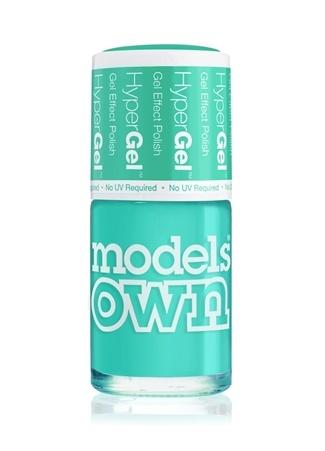 Hypergel Polish - Turquoise Gloss Sg004 Oje Models Own