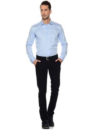 Beymen Business Koyu Lacivert Gömlek