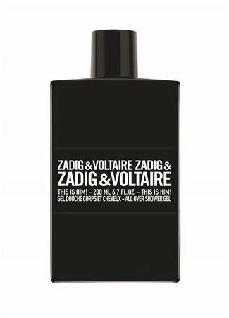 Thıs Is Hım! Shower Gel 200 Ml Parfüm Duş Jeli ZADIG & VOLTAIRE