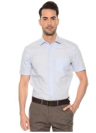 Cotton Bar Kısa Kollu Gömlek