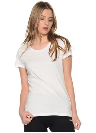 Beyaz T-Shirt Puma