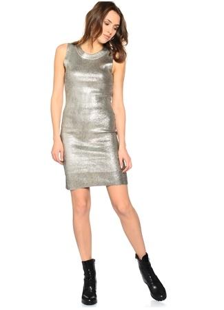 GLAMOROUS Gümüş Elbise