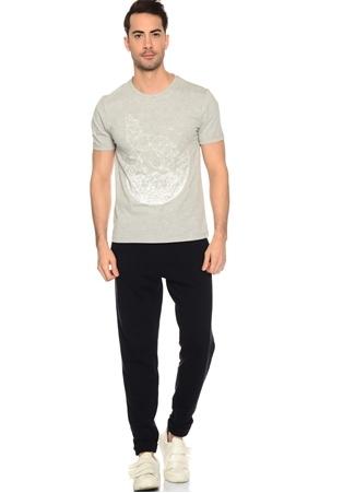 T-Box PL Siyah Sweat Pantolon