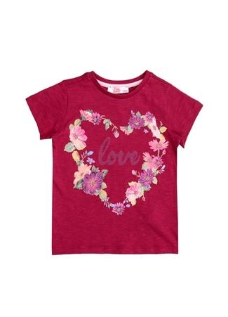 Pink&Orange Kız Çocuk T-Shirt