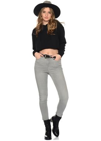 Vero Moda Gri Jean Pantolon