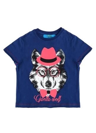 Erkek Çocuk T-Shirt Funky Rocks