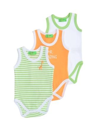 Erkek Bebek İkili Takım Limon Company