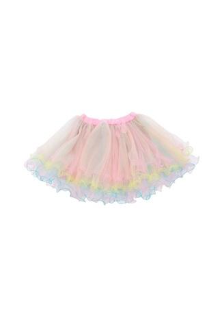 Kız Çocuk Etek Barbie PL