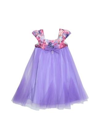 Kız Çocuk Elbise Barbie PL