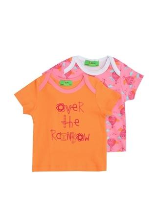 Kız Bebek T-Shirt Limon Company