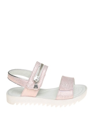 Kız Çocuk Sandalet Pink&Orange