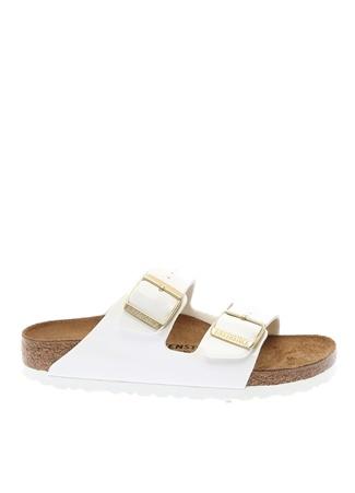 Arizona Beyaz Terlik Ayakkabı Birkenstock