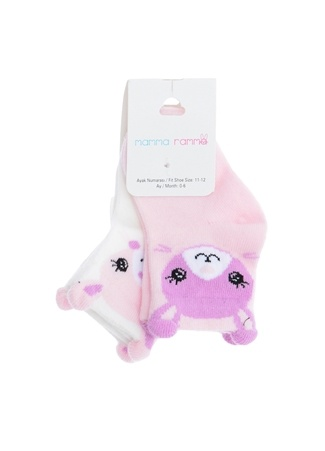 Kız Bebek Çorap Mammaramma